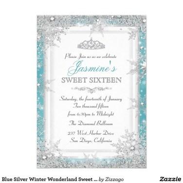 Popular Winter Wonderland Wedding Invitations Ideas28