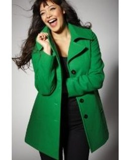 Stylish Emerald Coats Ideas For Winter11