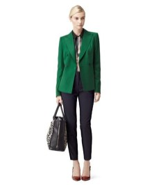 Stylish Emerald Coats Ideas For Winter22