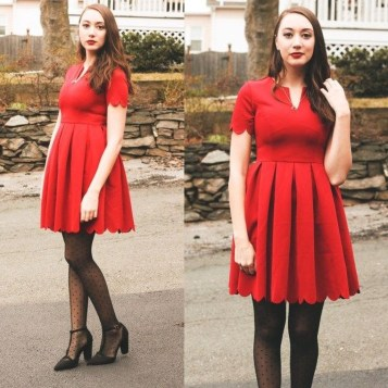 Awesome Dress Ideas For Valentines Day08