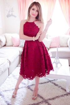 Awesome Dress Ideas For Valentines Day20