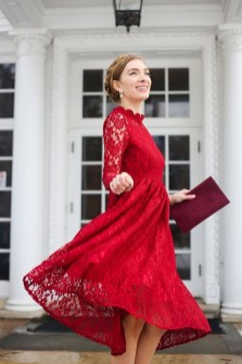 Awesome Dress Ideas For Valentines Day21