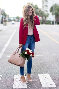 Awesome Outfits Ideas For Valentine'S Day 201910