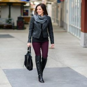 Awesome Winter Dress Outfits Ideas With Boots22