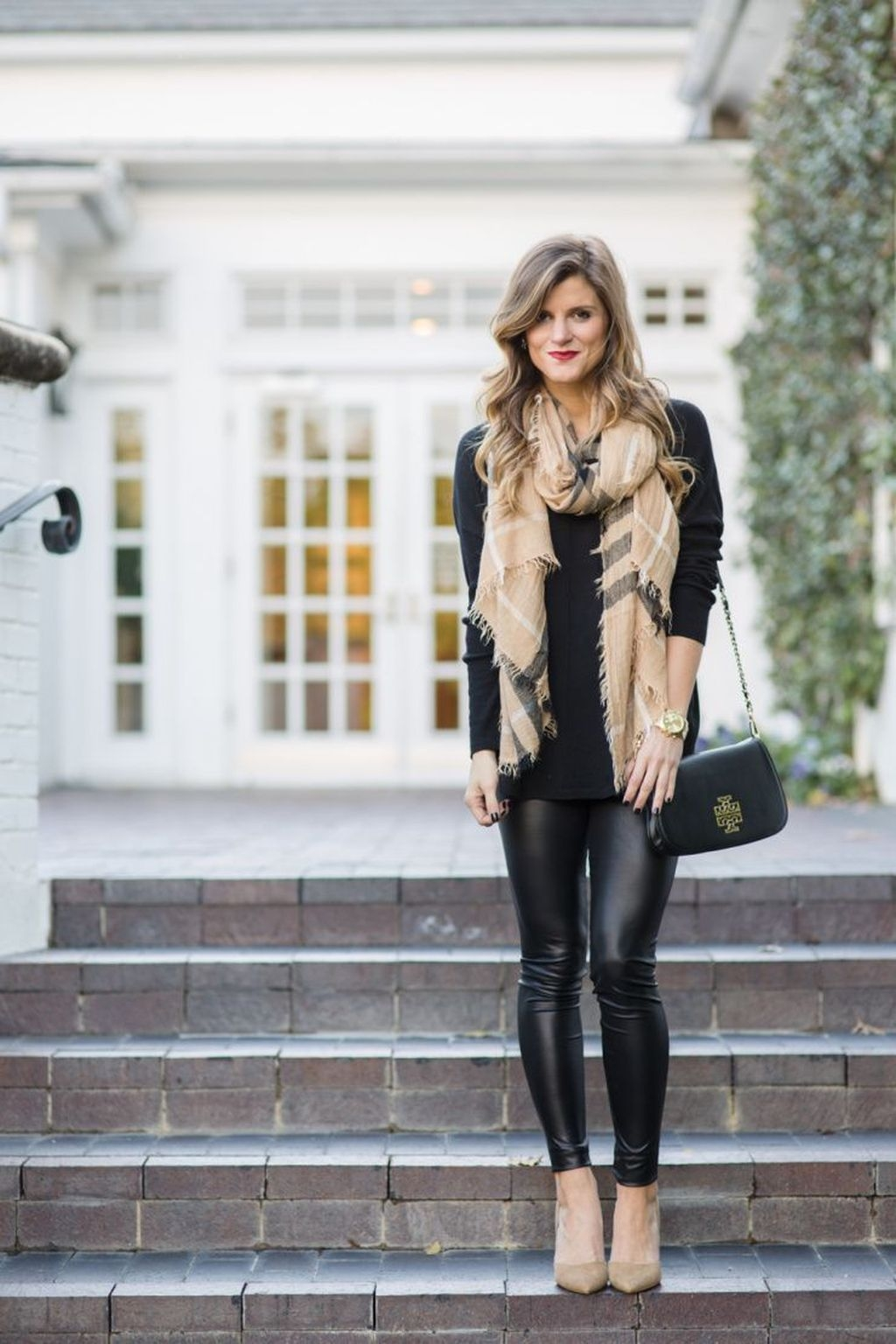 Best Winter Outfits Ideas With Leggings22