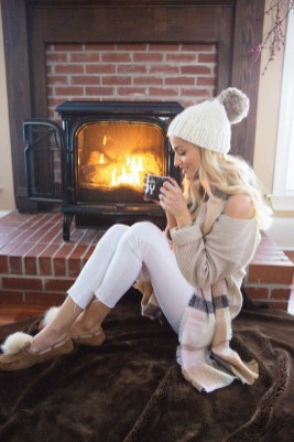 Best Winter Outfits Ideas With Leggings26