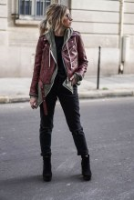Classy Winter Outfits Ideas For School44
