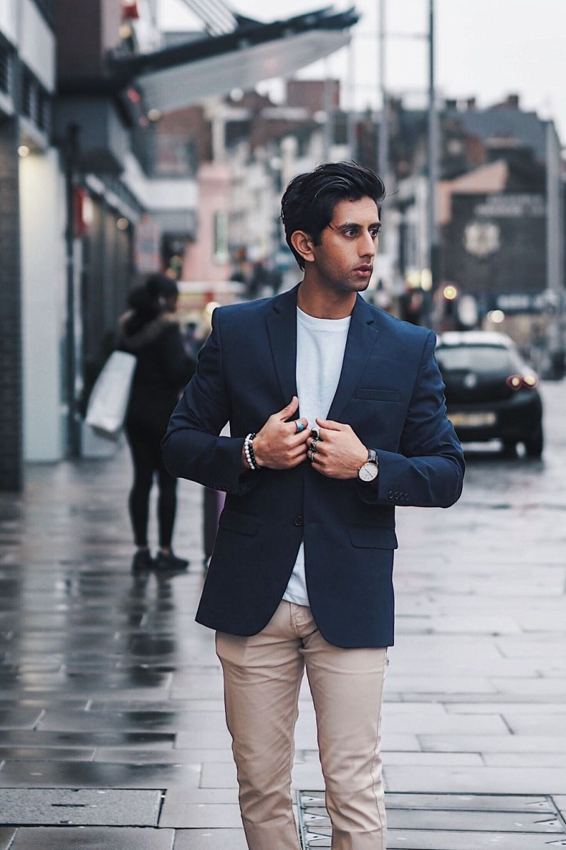 Elegant Men'S Outfit Ideas For Valentine'S Day05