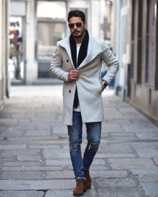 Elegant Mens Winter Style Ideas For 201924