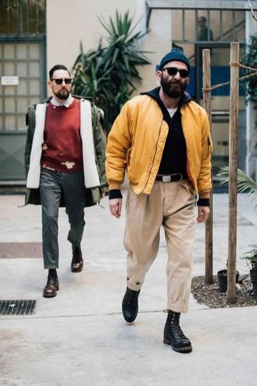Elegant Mens Winter Style Ideas For 201938