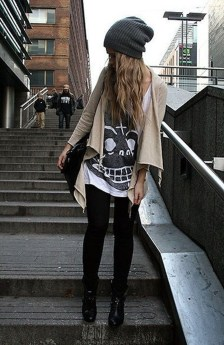 Extraordinary Winter Clothes Ideas For Teenage Girl09