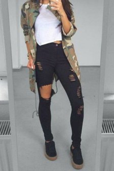 Extraordinary Winter Clothes Ideas For Teenage Girl15
