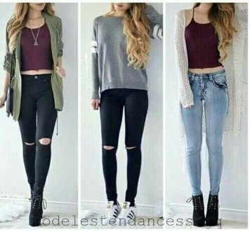Extraordinary Winter Clothes Ideas For Teenage Girl19