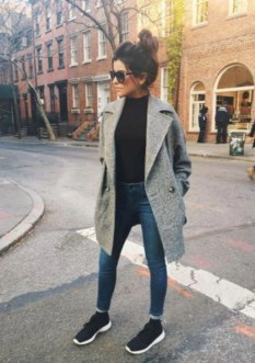 Extraordinary Winter Clothes Ideas For Teenage Girl32