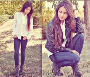 Extraordinary Winter Clothes Ideas For Teenage Girl36