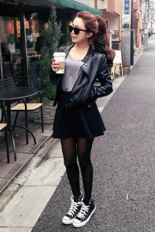 Extraordinary Winter Clothes Ideas For Teenage Girl48