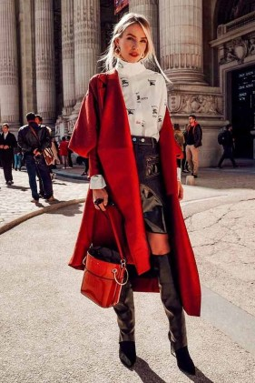 Fascinating Outfit Ideas For A Valentine'S Day Date27