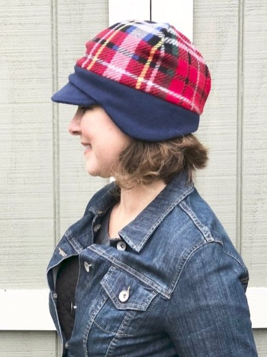 Fascinating Winter Hats Ideas For Women With Short Hair24