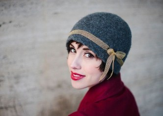 Fascinating Winter Hats Ideas For Women With Short Hair27