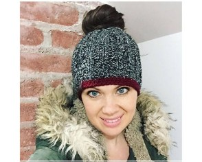 Fascinating Winter Hats Ideas For Women With Short Hair29