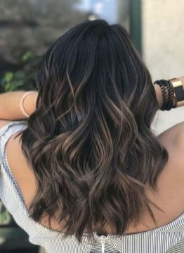Fashionable Hair Color Ideas For Winter 201917