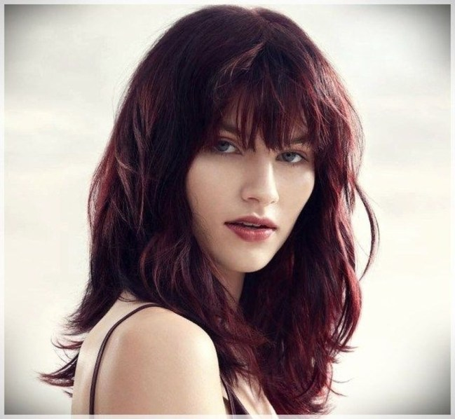 Fashionable Hair Color Ideas For Winter 201940