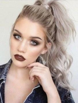 Fashionable Winter Hair Color Ideas15
