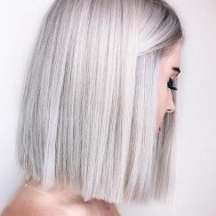 Fashionable Winter Hair Color Ideas26