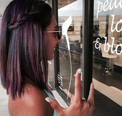Fashionable Winter Hair Color Ideas29