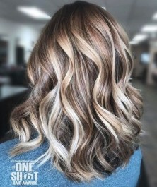Fashionable Winter Hair Color Ideas33