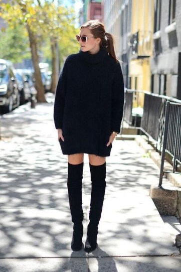 Flawless Winter Dress Outfits Ideas47