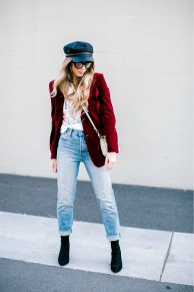 Inpiring Outfits Ideas For Valentines Day17