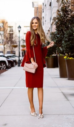 Inpiring Outfits Ideas For Valentines Day24
