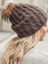 Lovely Winter Hats Ideas For Women14