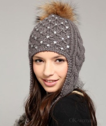 Lovely Winter Hats Ideas For Women16