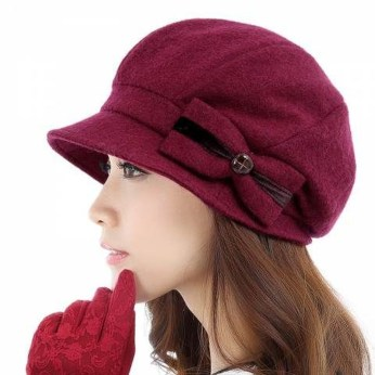 Lovely Winter Hats Ideas For Women22