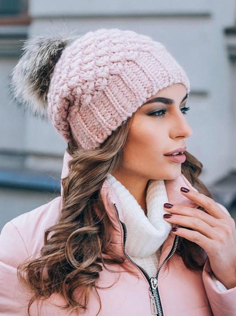 Lovely Winter Hats Ideas For Women24