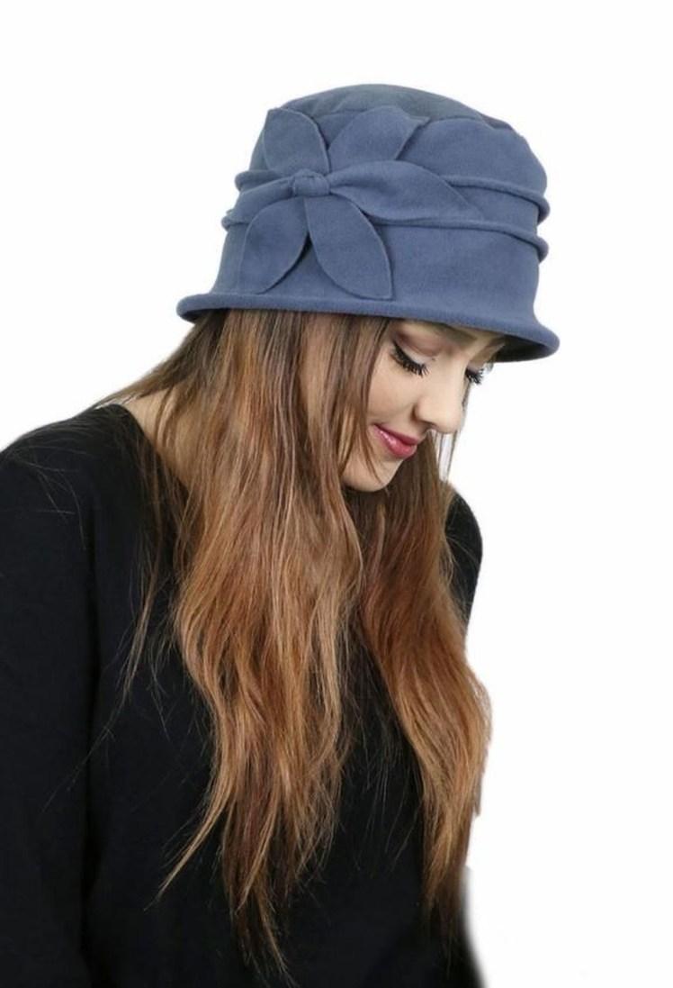 Lovely Winter Hats Ideas For Women25
