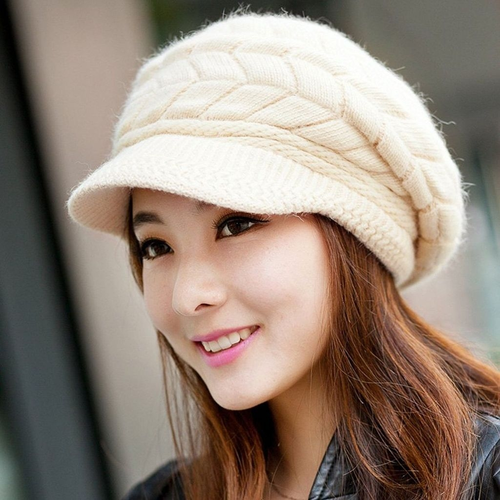 Lovely Winter Hats Ideas For Women28