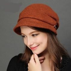 Lovely Winter Hats Ideas For Women41