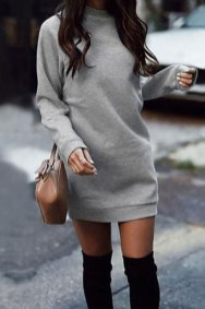 Simple Winter Outfits Ideas For School28
