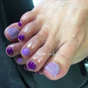 Stunning Toe Nail Designs Ideas For Winter04