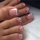 Stunning Toe Nail Designs Ideas For Winter07