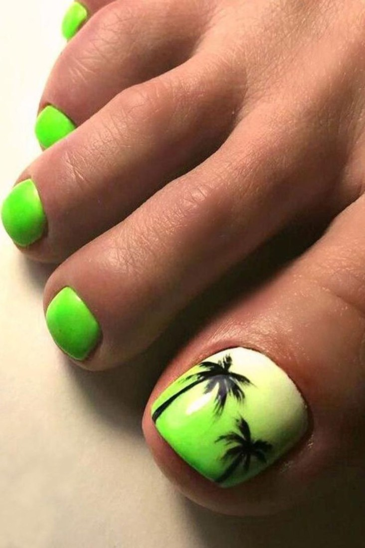 Stunning Toe Nail Designs Ideas For Winter26