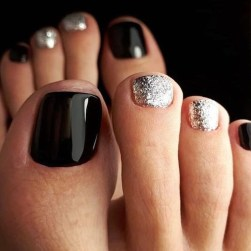 Stunning Toe Nail Designs Ideas For Winter31