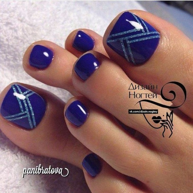 Stunning Toe Nail Designs Ideas For Winter33