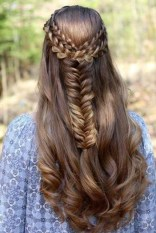 Charming Hairstyles Ideas For Long Hair28
