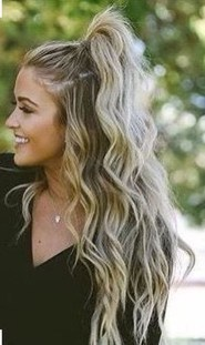 Charming Hairstyles Ideas For Long Hair29