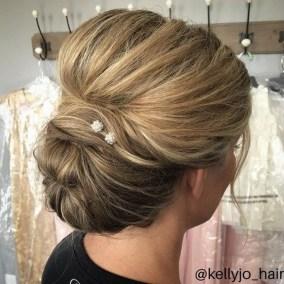 Classy Wedding Hairstyles Ideas21