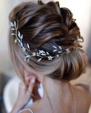 Classy Wedding Hairstyles Ideas26